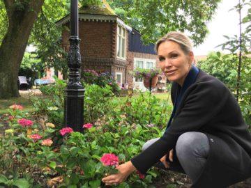 tanja jess plant hortensia voor de rett meisjes orchard of fame